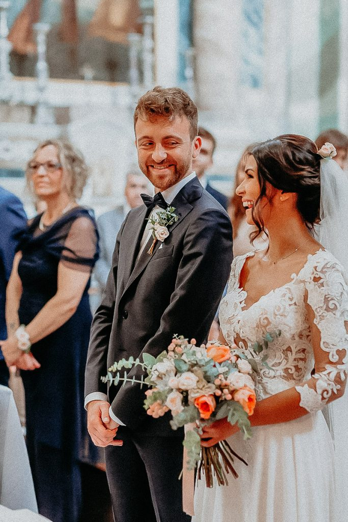 Matrimonio nel Monferrato: Sabrina e Michele