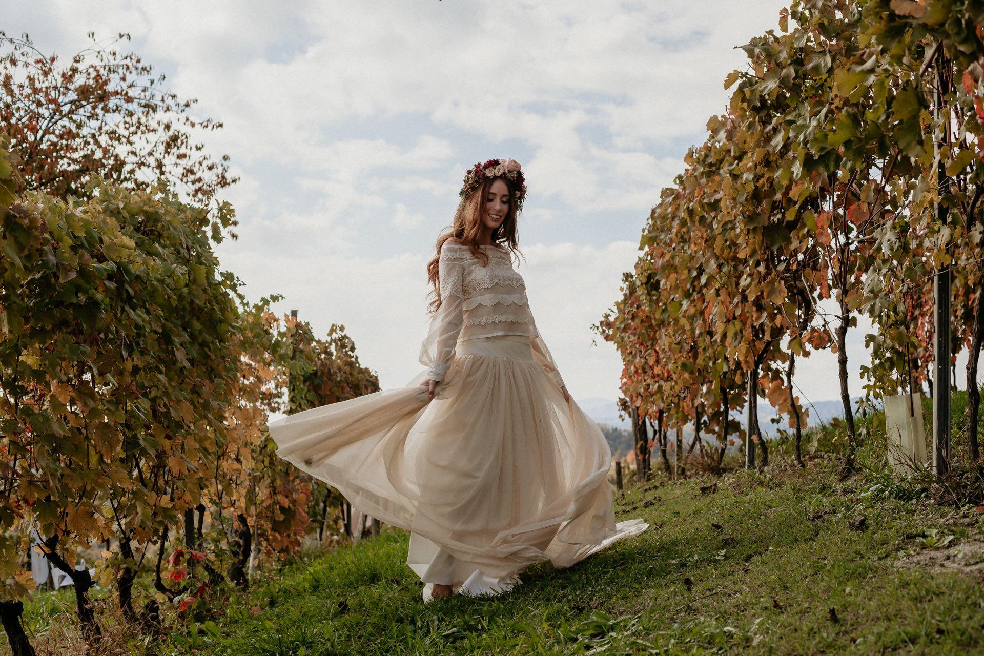 Matrimonio in vigna nelle Langhe - Tiziana Gallo Fotografa
