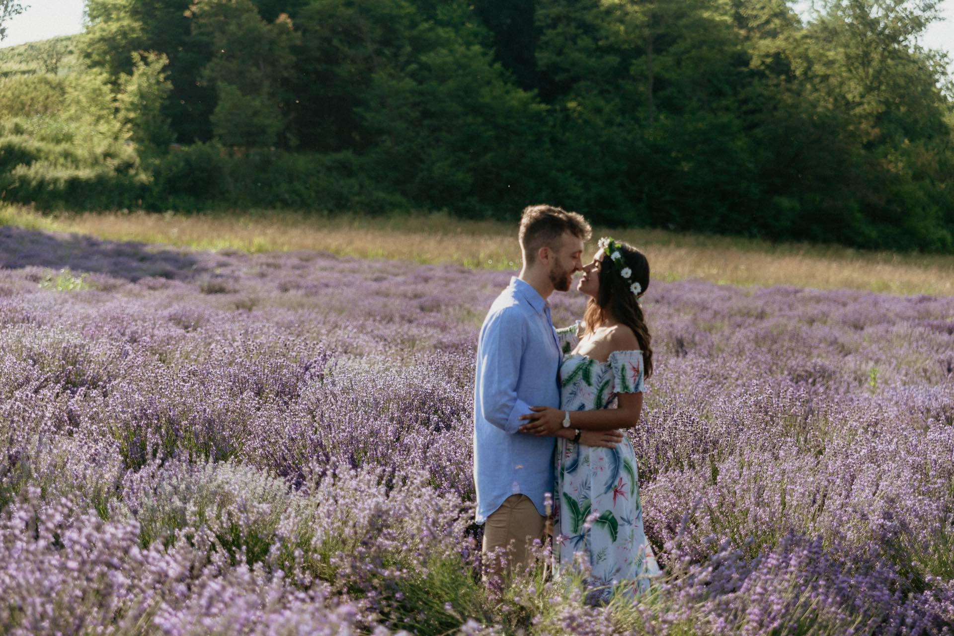 Servizio prematrimoniale nel Monferrato: Sabrina e Michele