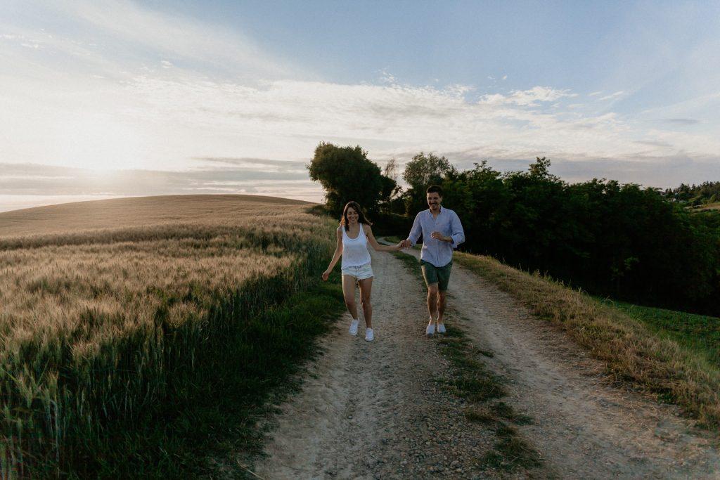 Servizio di coppia nel Roero: Roberta e Fabrizio - Tiziana Gallo Fotografa