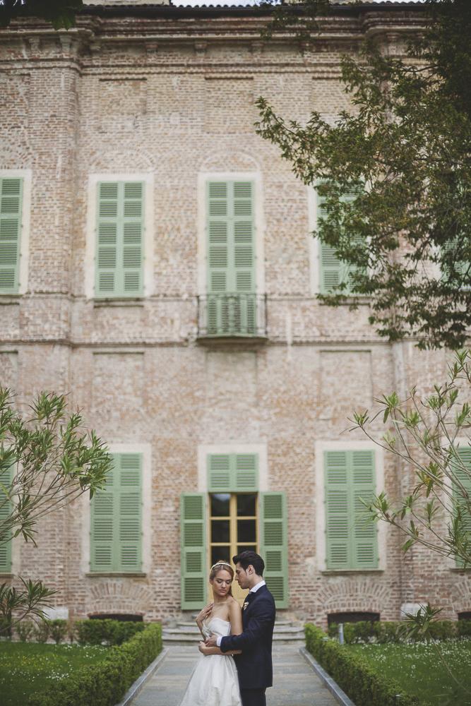 Sposarsi a Torino - Matrimonio a Villa Bria