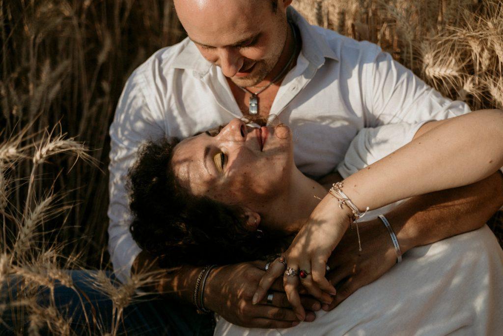 Servizio di coppia nel Monferrato: Chiara e Fabio - Tiziana Gallo Fotografa