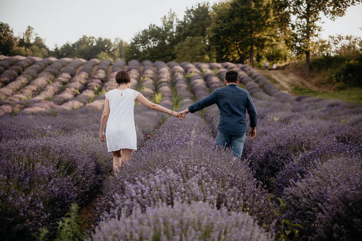 Servizio di coppia nel Monferrato: Luca e Anna - Tiziana Gallo Fotografa