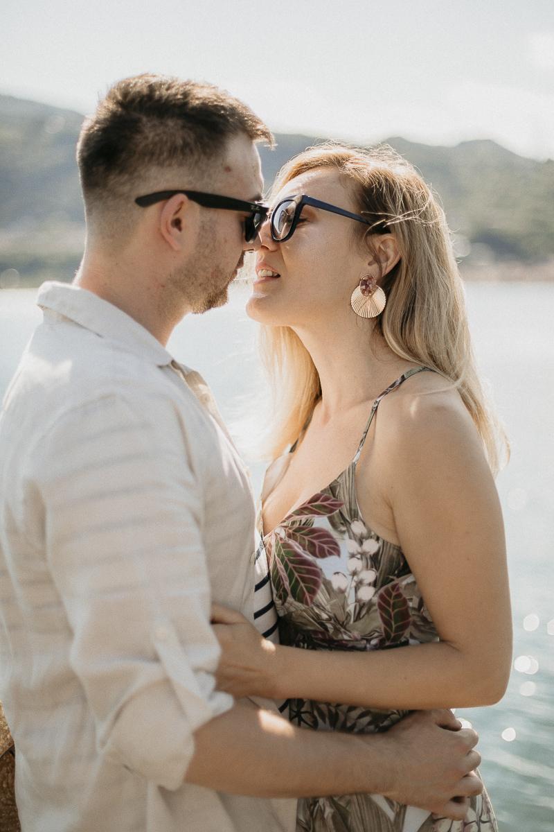 Servizio prematrimoniale Lago d'Orta: Andrea e Maja - Tiziana Gallo Fotografa